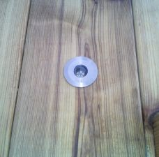 Deck Lighting - GTA Electrical